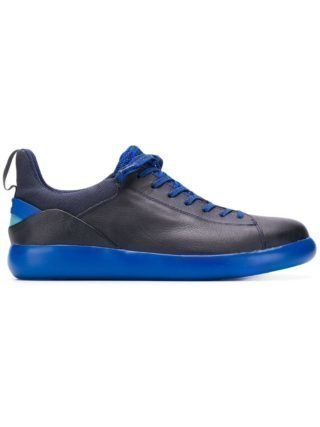 Camper classic lace-up sneakers (zwart)