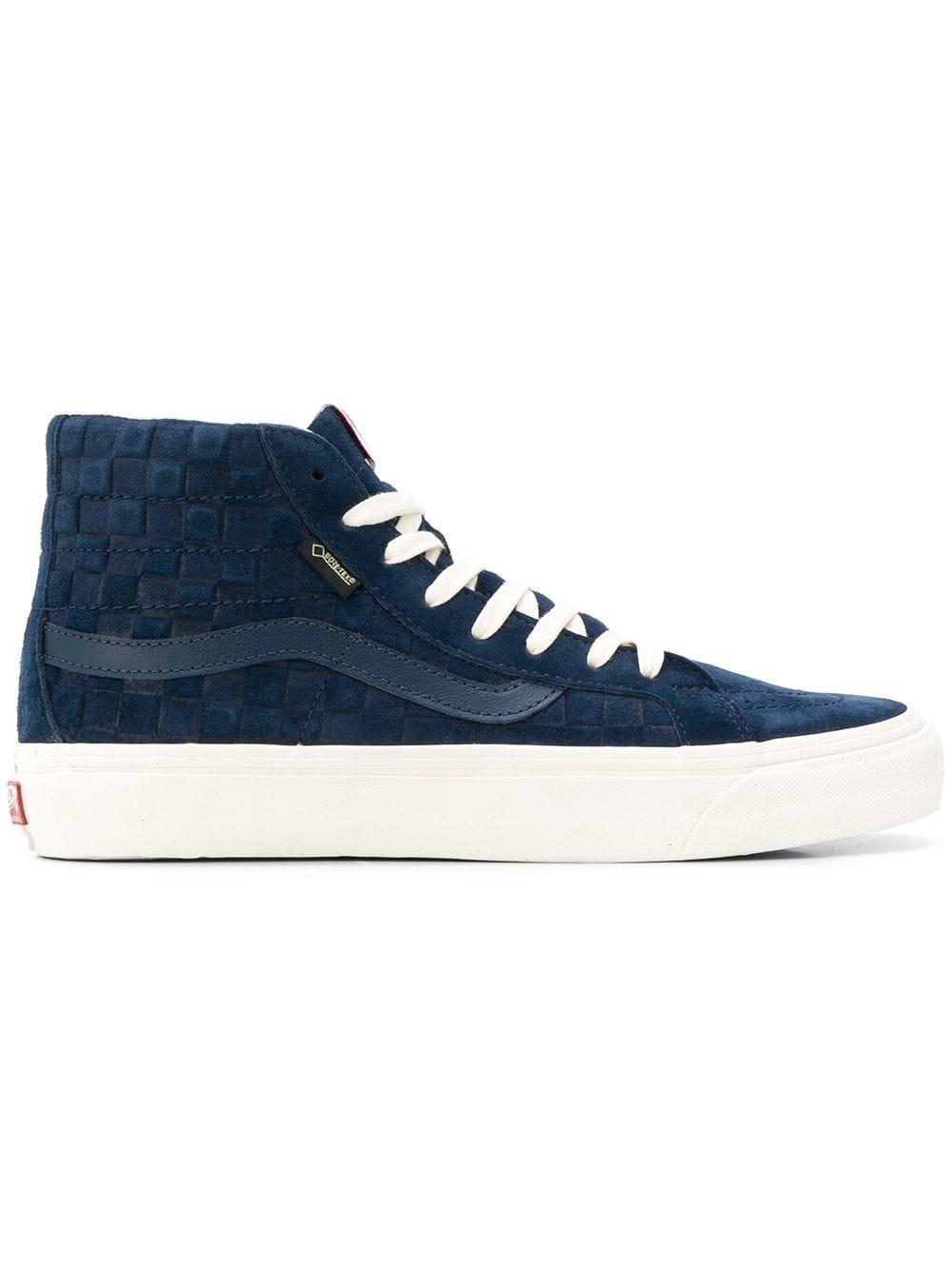 060b89b9752ac0 Vans SK8 hi-top sneakers (blauw)
