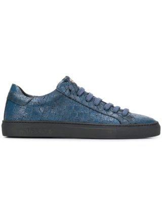 Hide&Jack HIDE&JACK STLLDNMBLK DENIMBLACK Furs & Skins->Calf Leather (blauw)