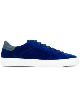 Hide&Jack HIDE&JACK VELLBLUWHT BLUEWHITE Furs & Skins->Calf Leather (blauw)