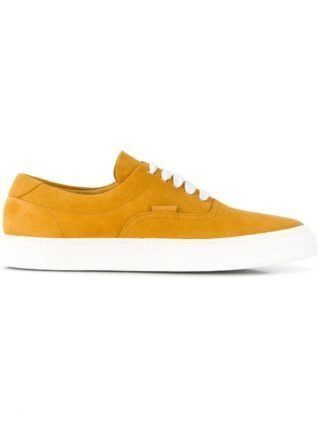 President'S Skate Pro lace-up sneakers (geel/oranje)