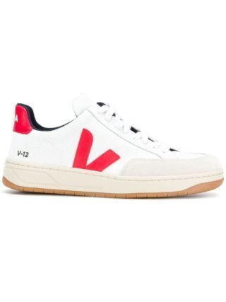 Veja low top trainers (wit)