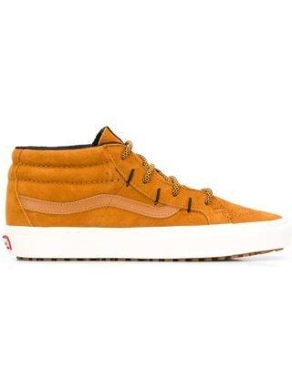 Vans Sk8-Mid Reissue Ghillie MTE sneakers - Brown
