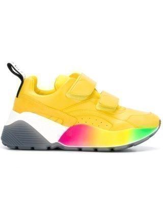 Stella McCartney Eclypse sneakers - Yellow & Orange