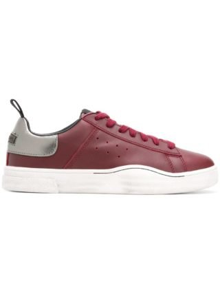 Diesel S-CLEVER LOW W - Red