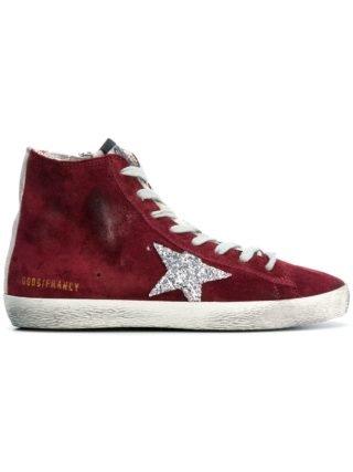 Golden Goose Deluxe Brand Francy sneakers - Red