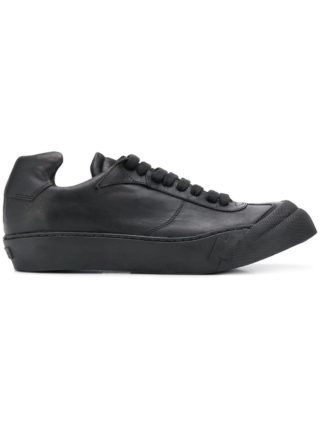 Cinzia Araia cut-out detail sneakers (zwart)