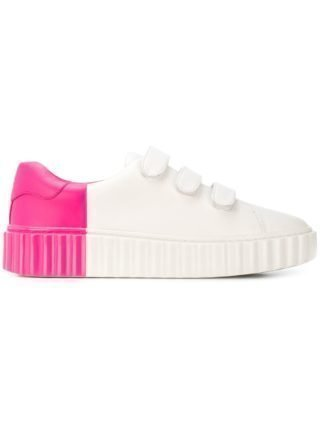 Tory Burch two-tone sneakers (wit)