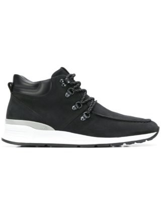 Tod's ankle lace-up sneakers (zwart)