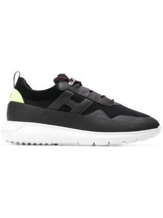 Hogan Interactive 3 platform sneakers - Black