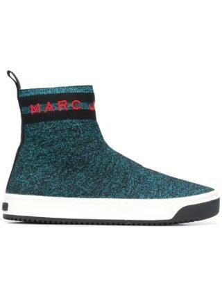 Marc Jacobs DART SOCK SNEAKER (blauw)