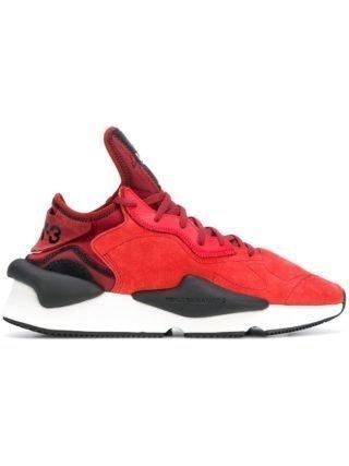 Y-3 Kaiwa sneakers - Red