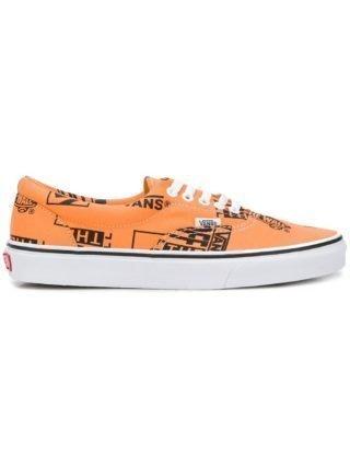 Vans Logo Mix Era sneakers - Yellow & Orange