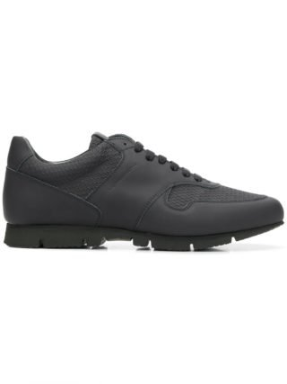 Moreschi lace-up sneakers (zwart)