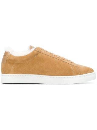 Zespa fur lined low-top sneakers (Overige kleuren)