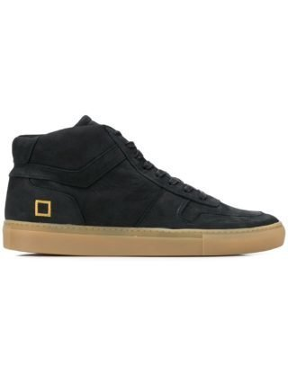 D.A.T.E. lace-up sneakers (blauw)