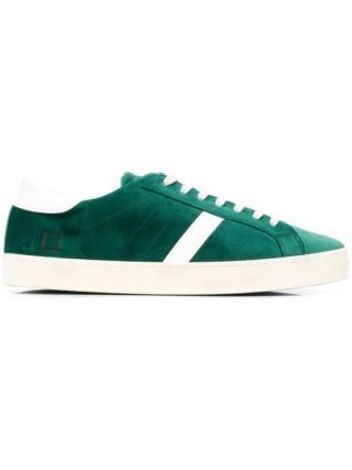 D.A.T.E. lace-up sneakers (groen)