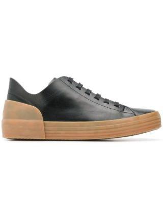 Del Carlo low top sneakers (zwart)