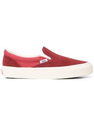 Vans VANS VN000UDFUA1 SUNDRIED TOMATO/MINE Synthetic->Acetate - Red