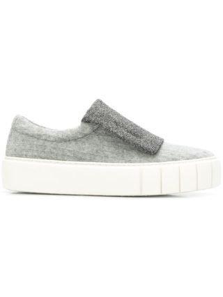 Primury knit sneakers (grijs)
