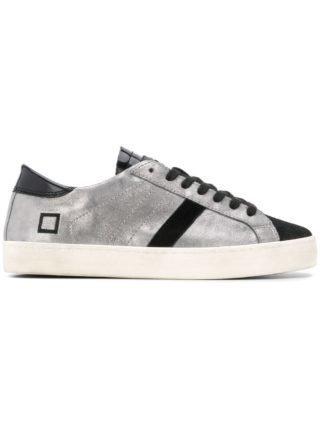 D.A.T.E. lace-up sneakers (grijs)