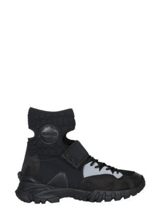 Versace Zeus Sneakers With Vibram Sole (zwart)