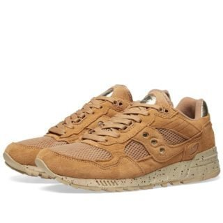 Saucony Shadow 5000 Gold Rush (Brown)