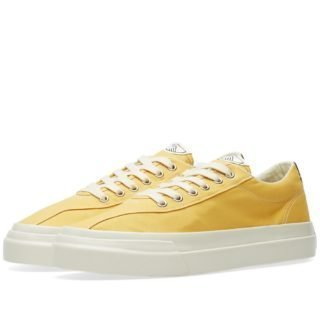 Stepney Workers Club Dellow Canvas Sneaker (Yellow)
