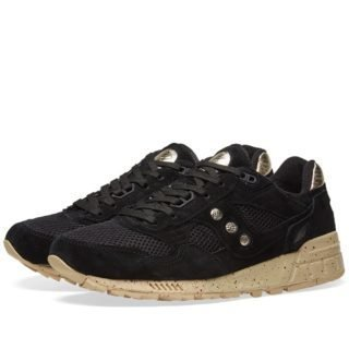 Saucony Shadow 5000 Gold Rush (Black)