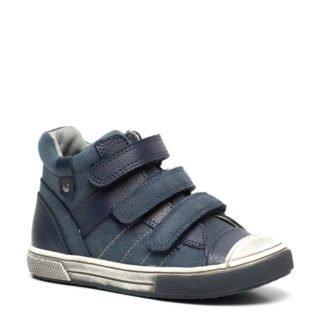 TwoDay suède sneakers blauw jongens (blauw)