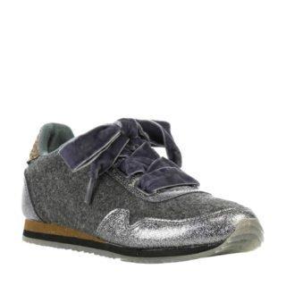 Woden Wonder sneakers grijs (meisjes) (grijs)