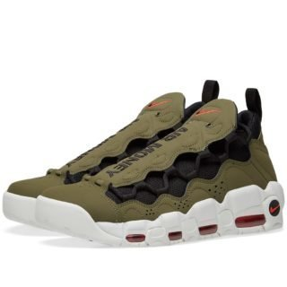 Nike Air More Money (Green)