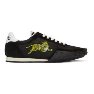 Kenzo Black Kenzo Move Sneakers
