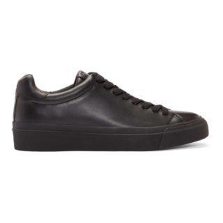 rag and bone Black RB1 Low Sneakers