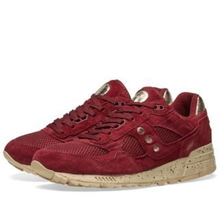 Saucony Shadow 5000 Gold Rush (Red)