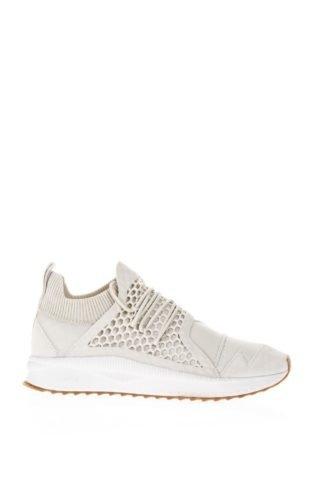 Puma X Han Kjobenhavn Puma X Han Kjobenhavn Han Silver Birch Leather & Knit Sneakers (Overige kleuren)