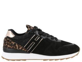 Hogan Hogan R261 Sneakers (zwart/multicolor)