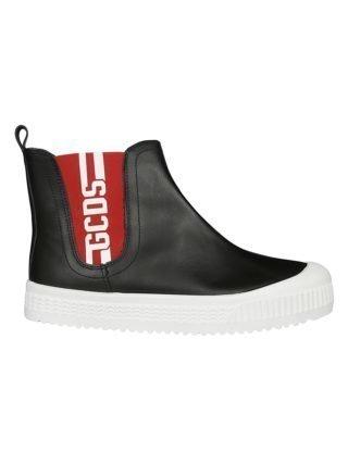 GCDS Gcds Elasticated Logo Hi-top Sneakers (Overige kleuren)