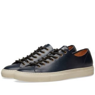 Buttero Tanino Low Sneaker (Blue)