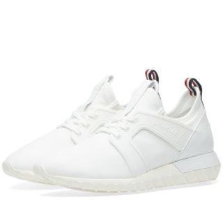 Moncler Emilien Neoprene Sneaker (White)