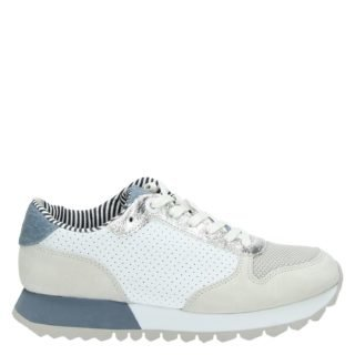S.Oliver lage sneakers wit