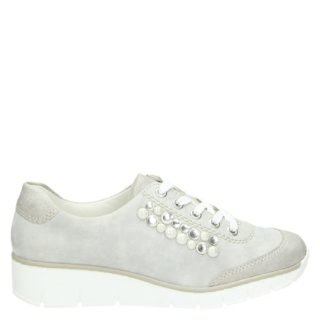 Rieker lage sneakers grijs