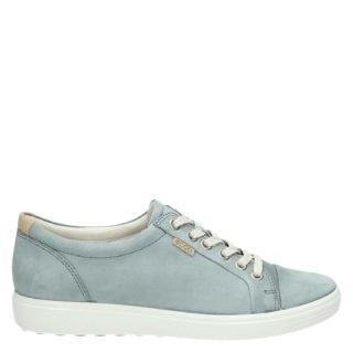 Ecco Soft 7 lage sneakers blauw
