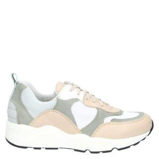 PS Poelman lage sneakers beige