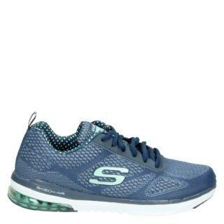 Skechers lage sneakers blauw