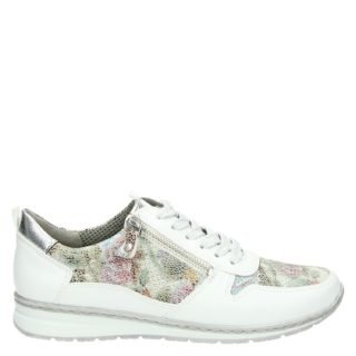 Jenny lage sneakers wit