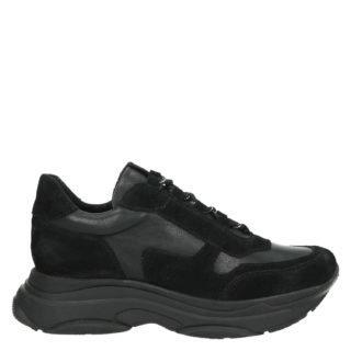 Nelson by Moderosa dad sneakers zwart