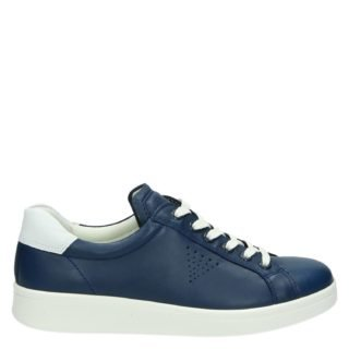 Ecco Soft 4 lage sneakers blauw