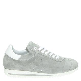 Nelson lage sneakers grijs