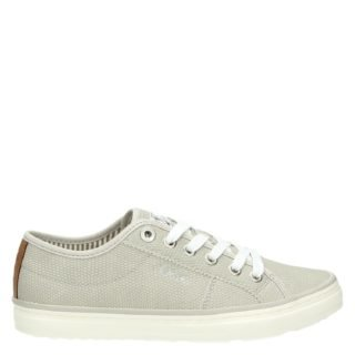 S.Oliver lage sneakers grijs